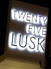 25 Lusk, San Francisco