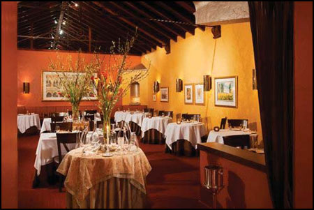 Masa's Dining Room, International Wine & Food Society, Marin Branch